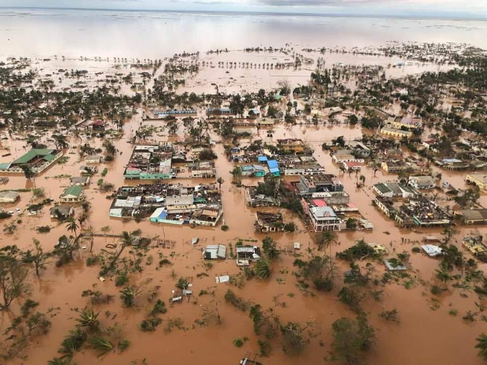 Inundaciones ciclón Idai: emergencia climática