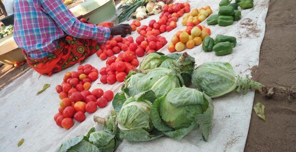 Venta en mercados locales
