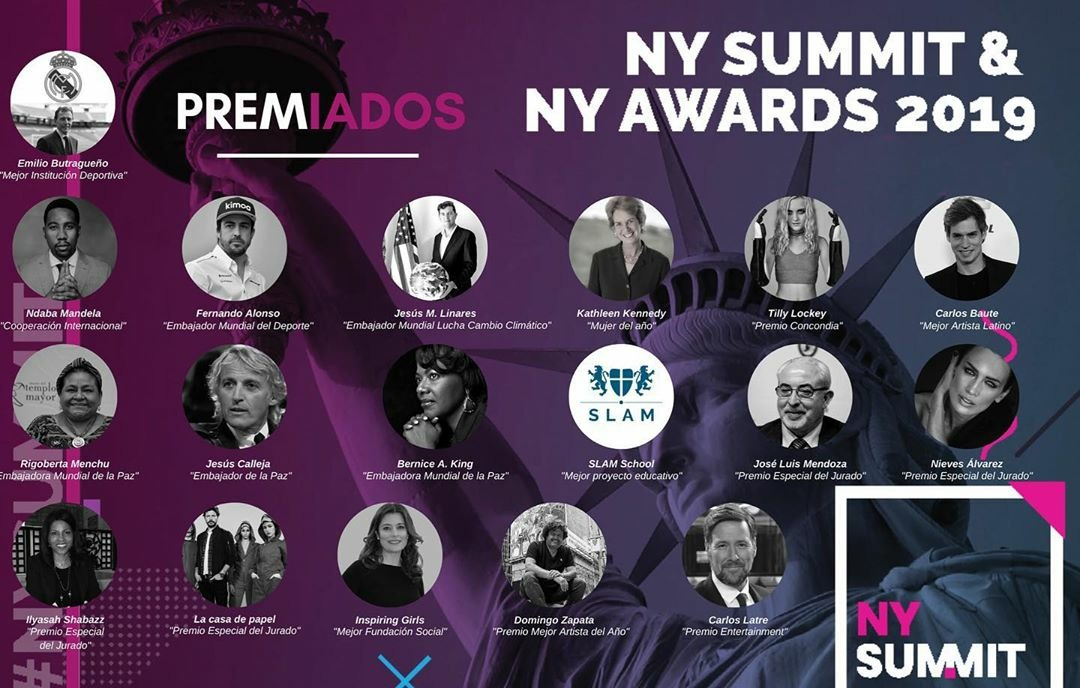 New York Summit Awards 2019