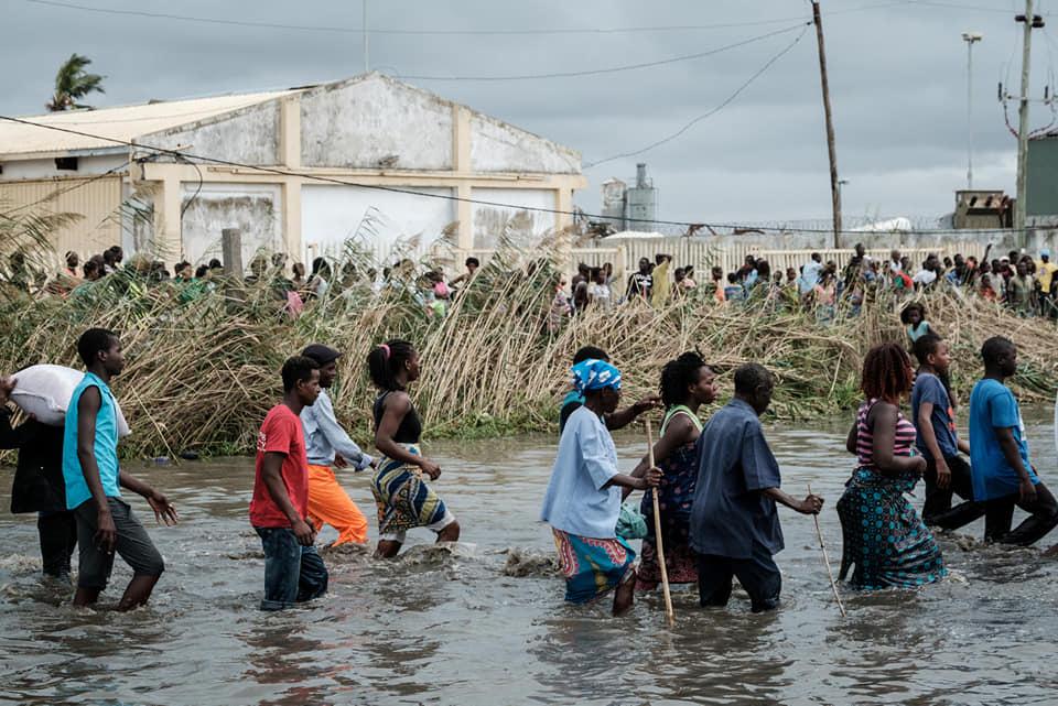 El drama del ciclón Idai