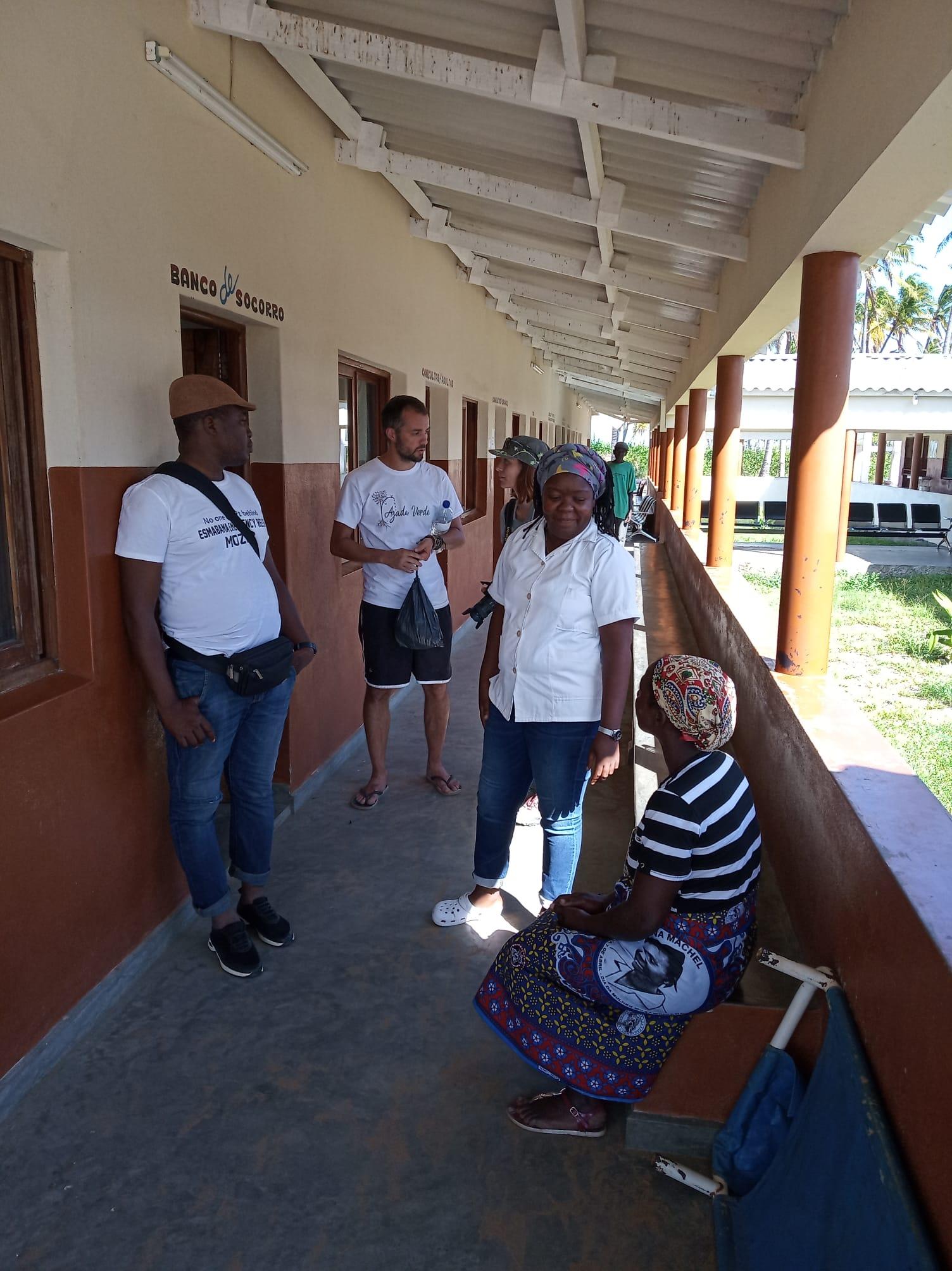 El Covid-19 empeora las cosas en Beira y el medio rural mozambiqueño