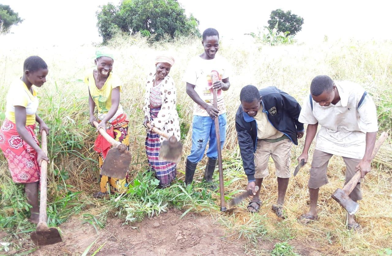 Agricultores mozambiqueños luchando por su soberanía alimentaria