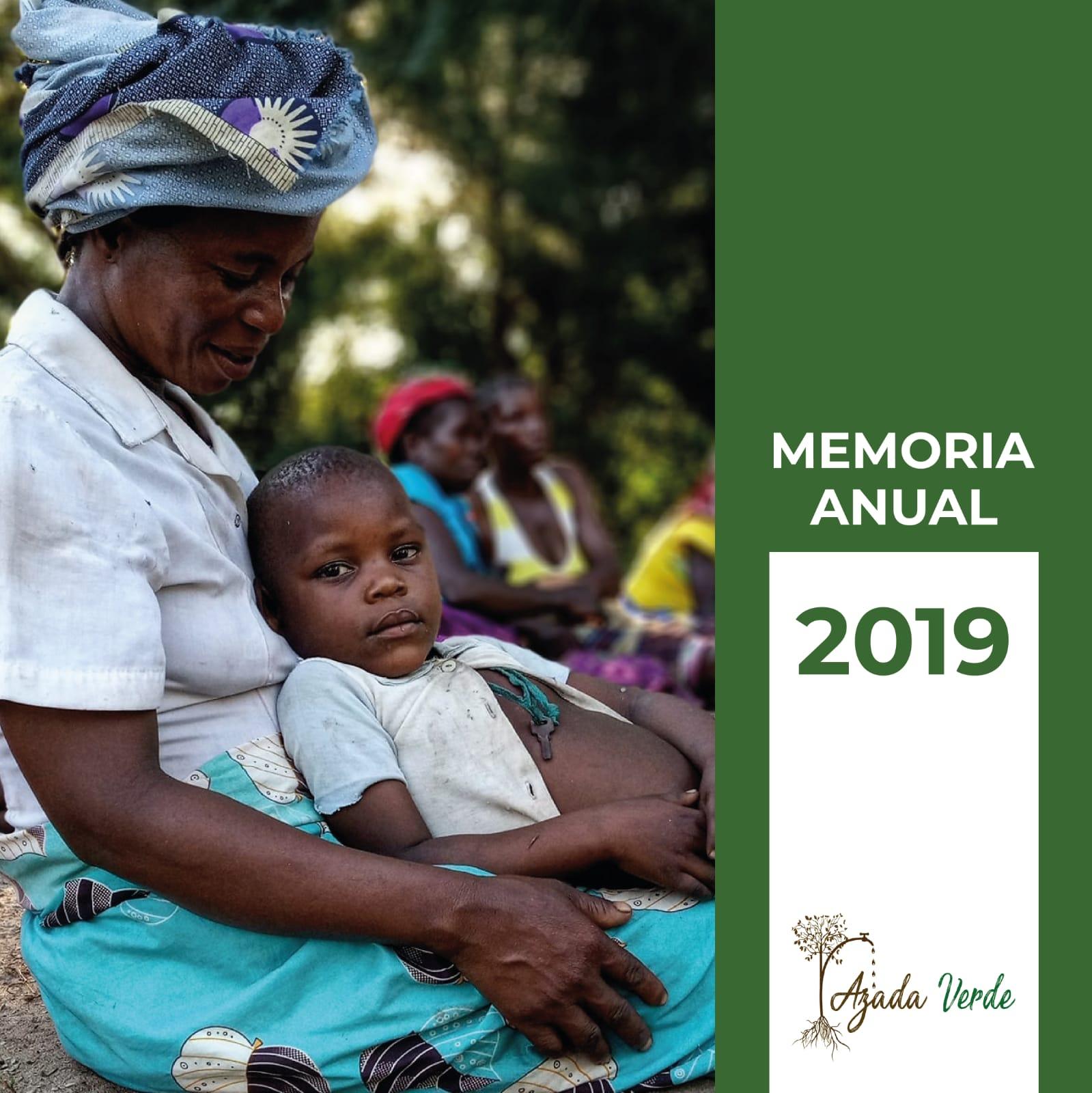 Portada Memoria Azada Verde 2019