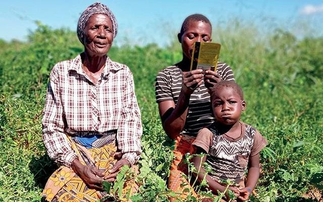 Beatrize y su modo de vida, la agricultura familiar
