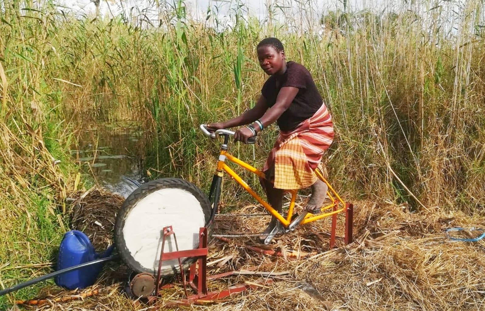 Fina y su modo de vida, la agricultura familiar