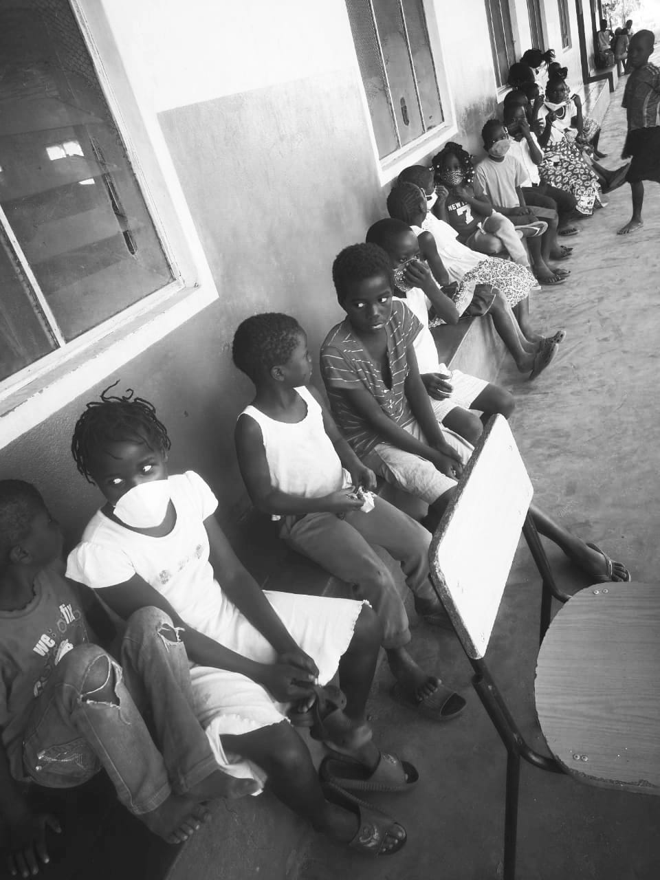 La vuelta al cole de nuestras Escolas de Paz en peligro